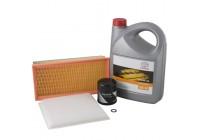 Pachet Revizie (Filtre + Ulei) LAND CRUISER 4.0 Benzina 2002 - 2009