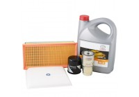 Pachet Revizie (Filtre + Ulei) AVENSIS 2.2 Diesel 2003 - 2009