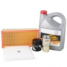 Pachet Revizie (Filtre + Ulei) HILUX 2.5 Diesel 2012 - Prezent
