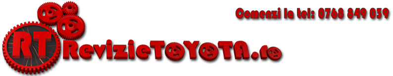 RevizieTOYOTA